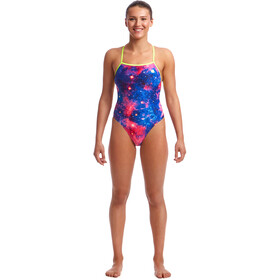 Funkita Strapped In Swimsuit Women, cosmos